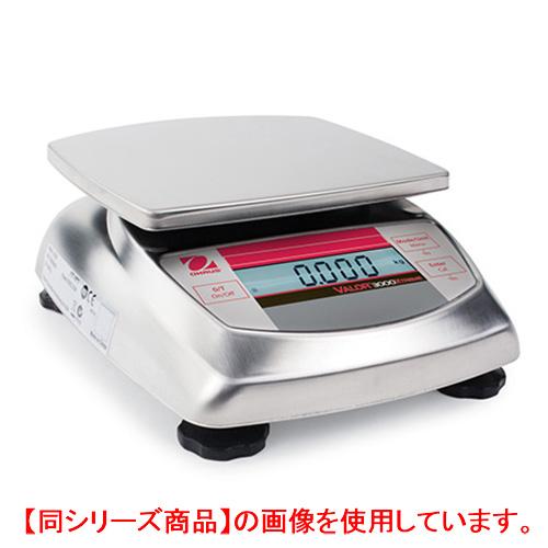 卓上ハカリ 防塵・防水デジタルハカリ フードスケール 300g V31XW301JP オーハウス【送料無料】