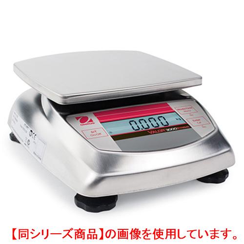 卓上ハカリ 防塵・防水デジタルハカリ フードスケール 3kg V31XW3JP オーハウス【送料無料】
