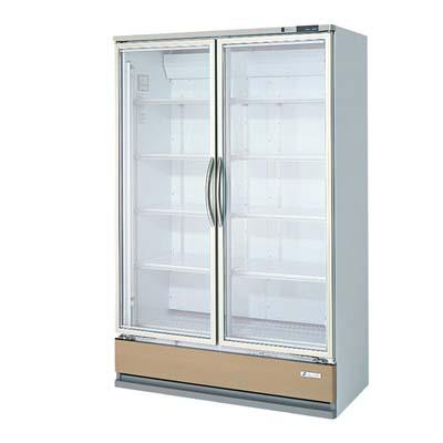 【冷凍ショーケース】【フクシマガリレイ】リーチインショーケース 冷凍タイプ【MRF-40GMTR5】幅1200×奥行800×高さ1900【送料無料】【業務用】【新品】