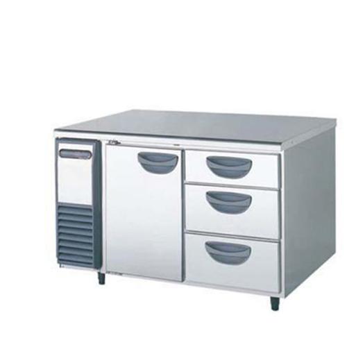 コールドテーブル冷蔵庫 【フクシマガリレイ】【YRC-120RM-D】【幅1200×奥行600×高さ800】【送料無料】【業務用】