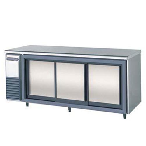 コールドテーブル冷蔵庫 【フクシマガリレイ】【YRC-180RM1-S】【幅1800×奥行600×高さ800】【送料無料】【業務用】