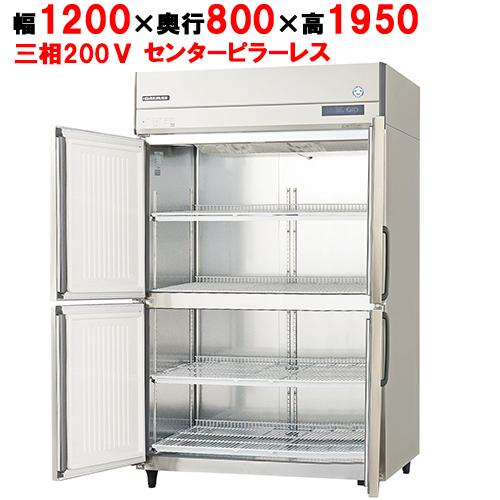 福島工業 縦型冷凍庫 ARD-124FMD-F 幅1200×奥行800×高さ1950 【送料無料】【業務用/新品】