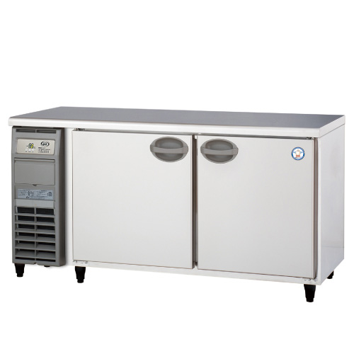 フクシマガリレイ 冷蔵コールドテーブル AYW-150RM 幅1500×奥行750×高さ800 【送料無料】【業務用/新品】