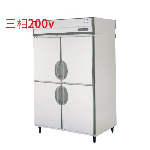 福島工業 縦型冷蔵庫 URN-120RMD6 幅1200×奥行650×高さ1950 【送料無料】【業務用/新品】