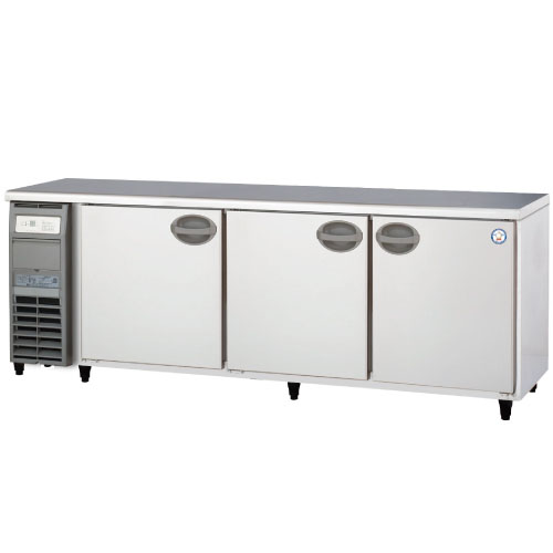 福島工業(フクシマ) 横型冷蔵庫 YRC-210RE2 幅2100×奥行600×高さ800 【送料無料】【業務用/新品】