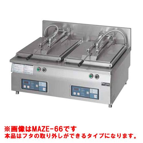 【業務用/新品】【マルゼン】 電気自動餃子焼器 MAZE-66S 幅820×奥行600×高さ285mm 【送料無料】