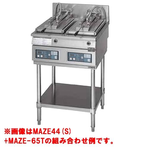 【業務用/新品】【マルゼン】 電気自動餃子焼器専用架台 MAZE-85T 幅807×奥行484×高さ590mm 【送料無料】