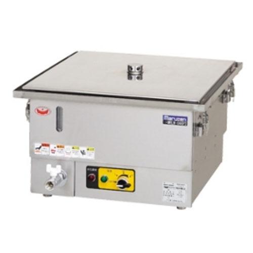 【業務用/新品】【マルゼン】 電気卓上蒸し器 MUSE-A055T1 幅510×奥行550×高さ300mm 【送料無料】
