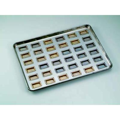天板 センチュリー型 小 シリコン加工(36ヶ取) 【業務用】【送料無料】