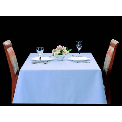 テーブルクロス モアレ(柄番15)ブルー 1500×2400 【業務用】【グループA】