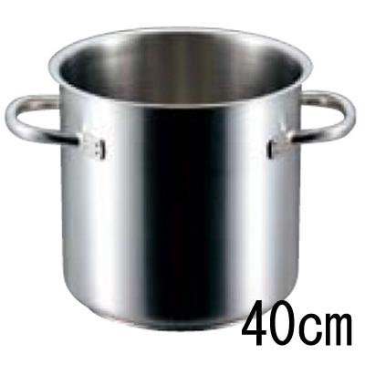 パデルノ 寸胴鍋 1001 (蓋無) 40cm 【業務用】【送料無料】