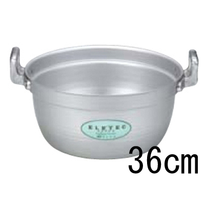 エレテック 料理鍋 36cm エコクリーン 【業務用】【送料無料】