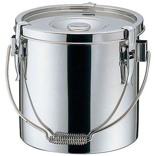 給食缶 電磁 19-0 30cm 【業務用】【送料無料】
