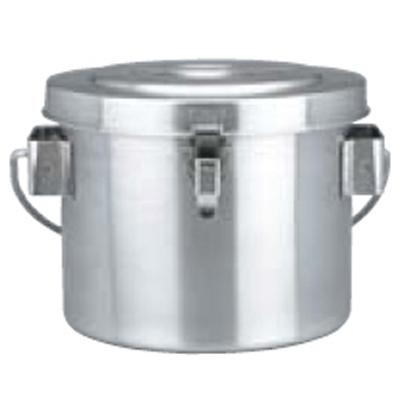 サーモス(THERMOS) 18-8 保温食缶 シャトルドラム GBC-02P パッキン付き 【業務用】【送料無料】