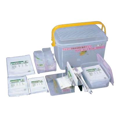 密封式 検食袋 基本セット HXS-010 【業務用】【送料別】