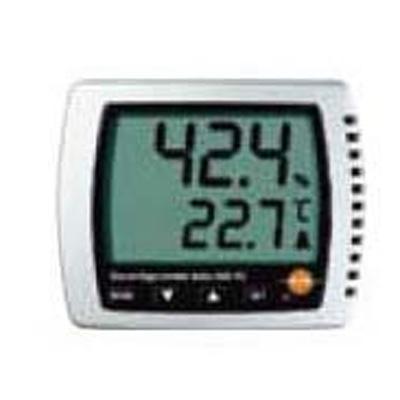 卓上式温湿度計 (アラーム付) Testo608-H2 【業務用】【送料無料】