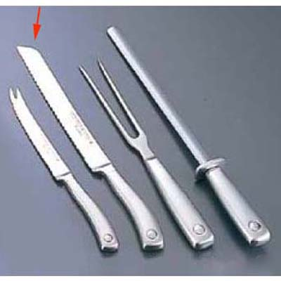 ヴォストフ クリナ-シリーズ ブレッドナイフ4159 [両刃] 20cm 【業務用】【送料無料】
