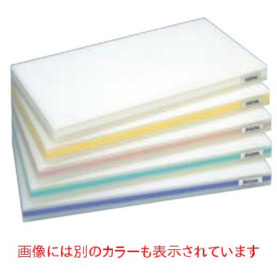 ポリエチレンかるがるまな板SD/標準タイプ (両面シボ付) 1000×400 30mm ピンク 【業務用】【送料別】