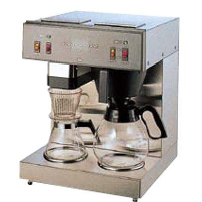 【カリタ】業務用コーヒーマシン 1から15カップ用【KW-17】幅360×奥行380×高さ460から470 単相100V【送料無料】