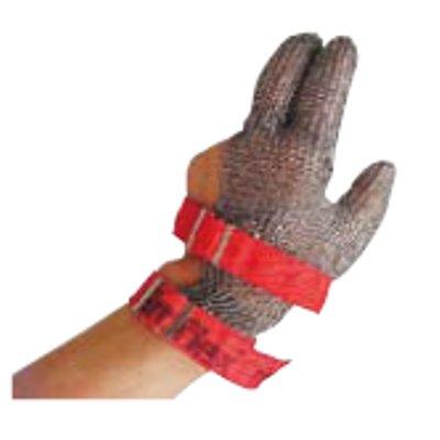ニロフレックス メッシュ手袋 3本指(1枚) S 【業務用】【送料無料】