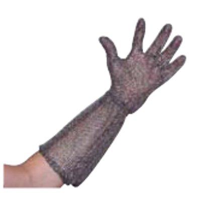 ニロフレックス メッシュ手袋 ロングカフ付(1枚) M 【業務用】【送料無料】