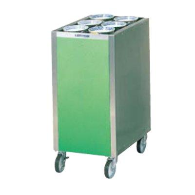 CLWシリーズ 食器ディスペンサー カート型 CL16W6 保温なし 【業務用】【送料別】