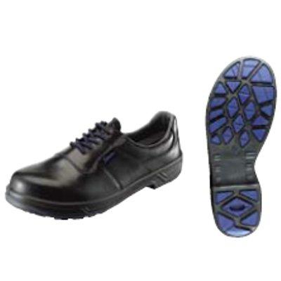 安全靴 シモンジャラット8511N黒 23.5cm 【業務用】【グループA】