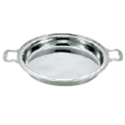 UK 18-8 ユニット 丸 湯煎 湯煎 中皿(手付) 16インチ 【業務用】【送料無料】