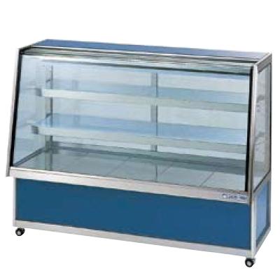 冷蔵ショーケース 低温冷蔵ショーケース (ペアガラスタイプ)OHGP-ARTb-1500(旧型式:OHGP-ART-1500,OHGP-ARTa-1500) 【業務用】【送料別】