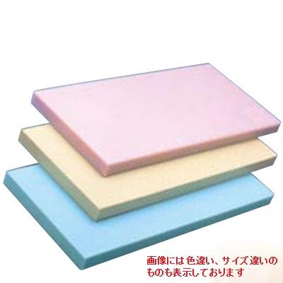 ヤマケン K型オールカラーまな板(両面シボ付) K7 840 390 20mm 6.6kg ブルー 【業務用】【送料別】