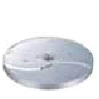 フードプロセッサー パーツ 日本 業務用 トラスト 厨房用 店舗用 飲食店用 野菜スライサー スライス盤 CL-50E 2枚刃 送料無料 0.6mm CL-52E共通カッター盤