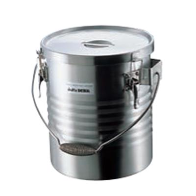サーモス(THERMOS)保温食缶 シャトルドラム 18-8 (高性能タイプ) JIK-S06 【業務用】【送料無料】