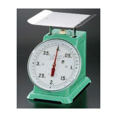 50 4905001200137 [BHK5350] デカO型 上皿自動ハカリ フジ (平皿付)