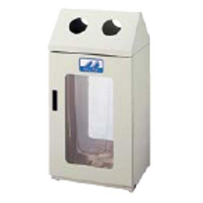 リサイクルボックス(2面窓付き) G-2 【業務用】【送料無料】