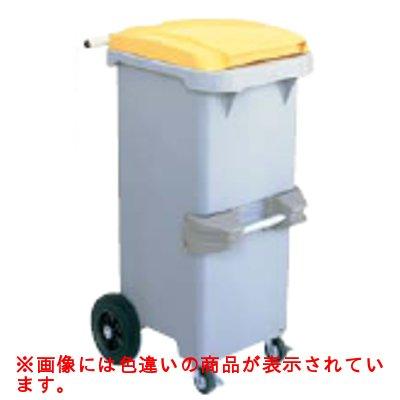 リサイクルカート #110 セキスイ 反転型 グリーン 【業務用】【送料別】