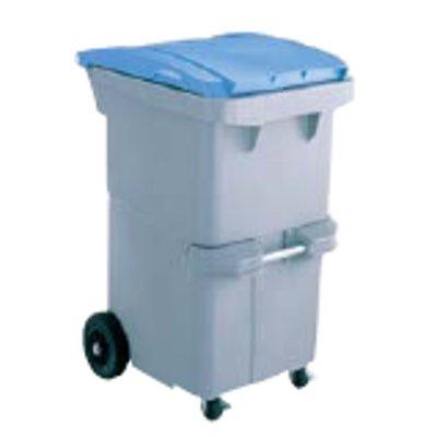 リサイクルカート #200 セキスイ RCN200 反転型 ブルー 【業務用】【送料別】