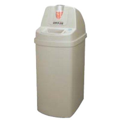 カップ回収容器パイラー Aタイプ 145L 【業務用】【送料別】