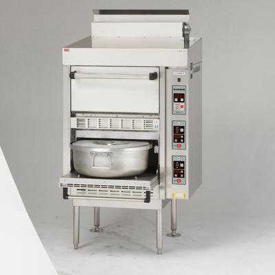 【炊飯器】【コメットカトウ】炊飯器 ガス式標準タイプ【CRA-100N-PS】幅748×奥行707×高さ1200mm【送料無料】【業務用】【新品】