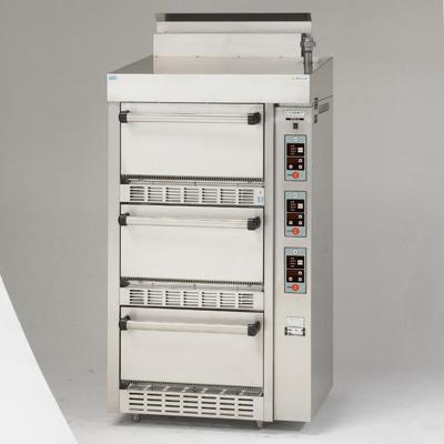 【炊飯器】【コメットカトウ】炊飯器 ガス式低輻射タイプ【CRA-150NS】幅780×奥行740×高さ1630mm【送料無料】【業務用】【新品】