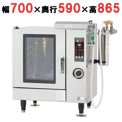 【業務用】 電気スチームコンベクションオーブン スチコン TK-CSI3-E5 【送料無料】【テンポスオリジナル】