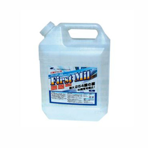 防カビ剤 ファーストミル 4L 4本入り/業務用/新品