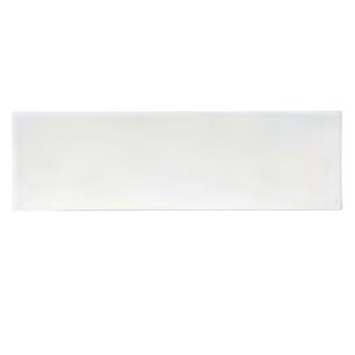 【スパッツィオ】 【レクタンギュラー プレート (細) 33cm ホワイト】【4入】 【プレート】 【Spazio】 【業務用】【グループS】