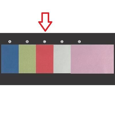 敷紙 手もみ和紙(100枚単位)赤 幅390 奥行260/業務用/新品:業務用厨房機器・家具・食器INBIS