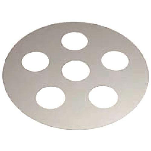 点心用蒸台 6穴 /外径φ530×穴径φ100mm/業務用/新品