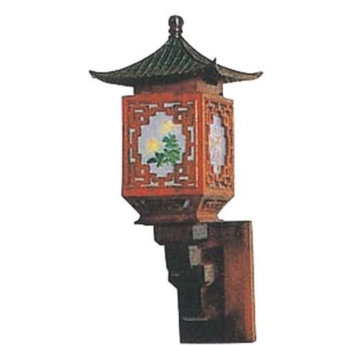 【AW-1104 照明器具 壁用 木製/透光部PC】 カンダ 高さ460(mm)【業務用】【グループN】