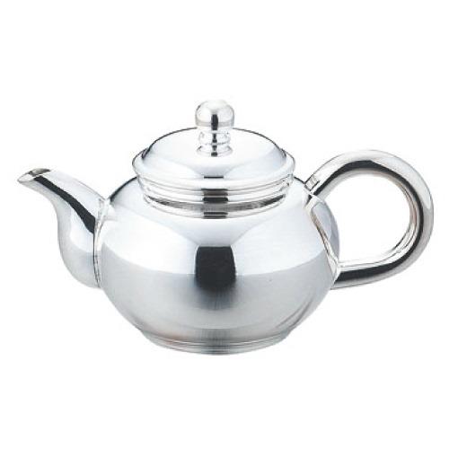 【洋白 茶器 125cc】 カンダ 高さ75(mm)【業務用】【グループN】
