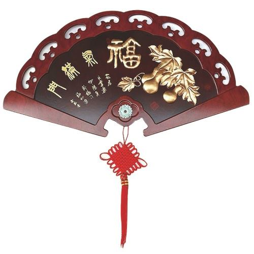福のレリーフ(扇形) カンダ 幅1100×奥行580(mm)/プロ用/新品