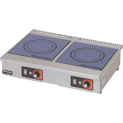 IH調理器 【マルゼン】 卓上型 単機能2.5kW MIH-2H2C 【送料無料】【業務用】