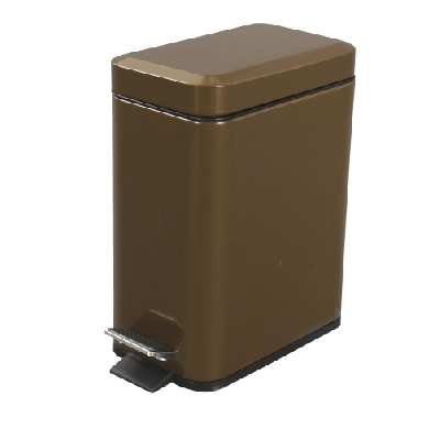 ダストボックス 【フォッサ】 LFS-076BR W14×D23×H29cm 6入【業務用】【送料別】
