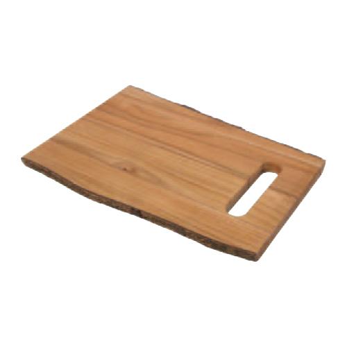 【チークウッド カッティングボード】 木製マナ板 幅300×奥行215×高さ15(mm) 8入【業務用】【グループY】
